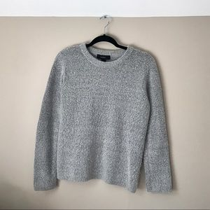 Chunky Grey Sweater